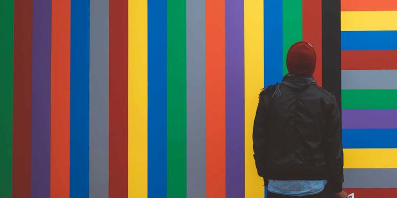 اصول انتخاب رنگ سازمانی