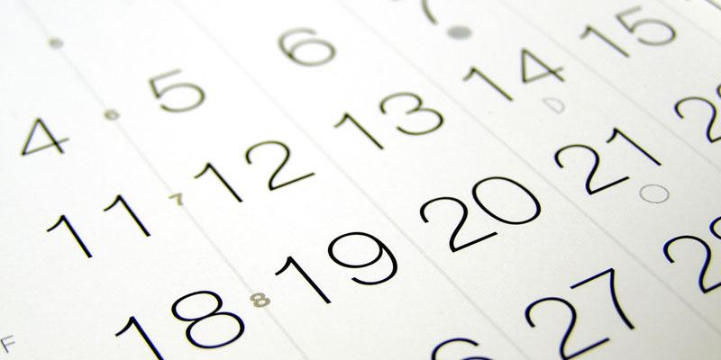 طراحی تقویم