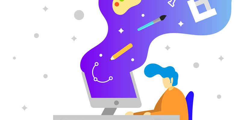 نرم افزارهای طراحی گرافیک
