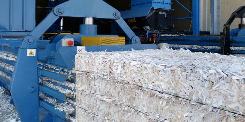 چگونه کاغذ را بازیافت می کنند؟