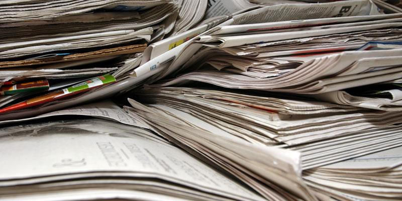 انواع کاغذ بازیافت